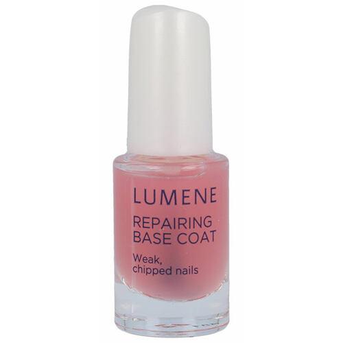 Lumene Gloss & Care Repairing Base Coat péče na nehty 5 ml pro ženy