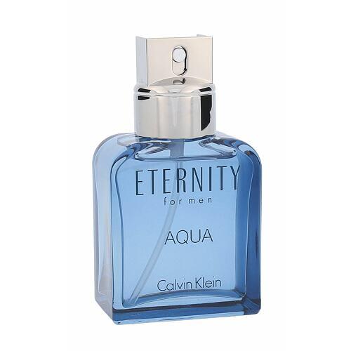 Calvin Klein Eternity Aqua EDT 50 ml pro muže