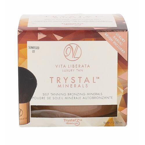 Vita Liberata Trystal Minerals bronzer 9 g pro ženy