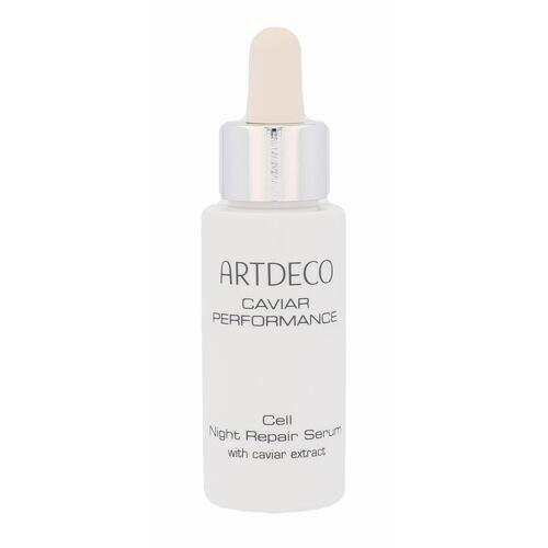 Artdeco Caviar Performance Cell Night Repair Serum pleťové sérum 30 ml pro ženy
