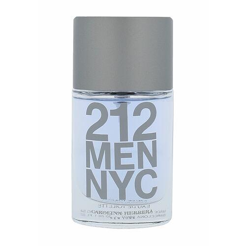 Carolina Herrera 212 NYC Men EDT 30 ml pro muže