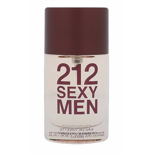 Carolina Herrera 212 Sexy Men EDT 30 ml pro muže