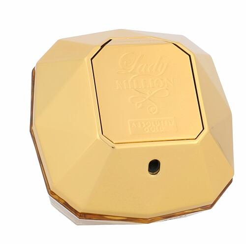 Paco Rabanne Lady Million Absolutely Gold parfém 80 ml Tester pro ženy