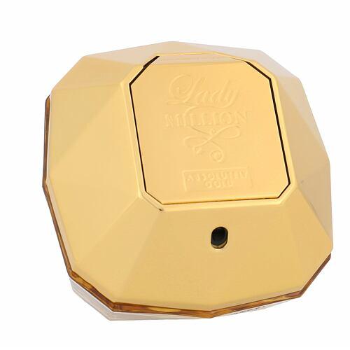 Paco Rabanne Lady Million Absolutely Gold parfém 80 ml Tester pro ženy