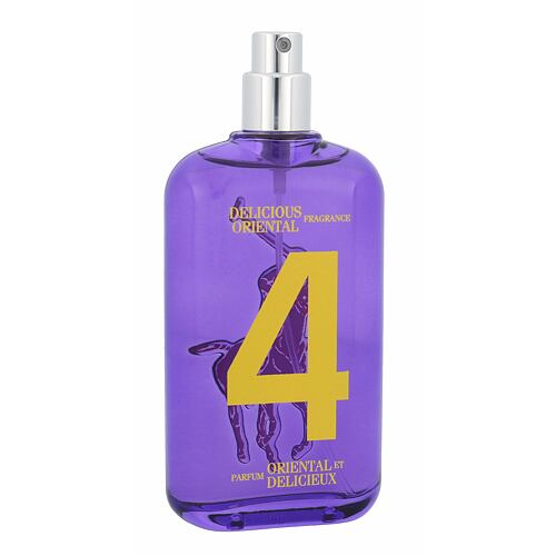 Ralph Lauren Big Pony 4 For Women EDT 100 ml Tester pro ženy