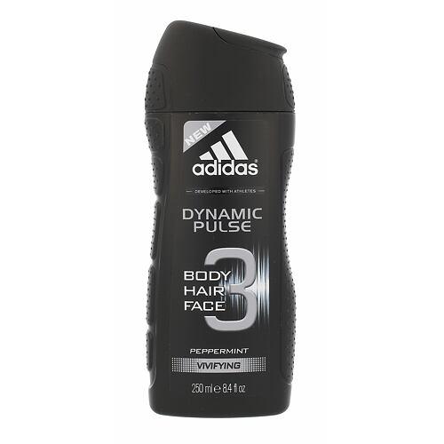 Adidas Dynamic Puls 3in1 sprchový gel 250 ml pro muže