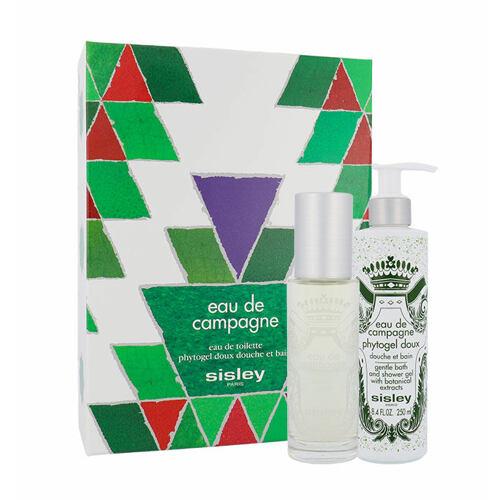 Sisley Eau de Campagne EDT EDT 100 ml + sprchový gel 250 ml Unisex
