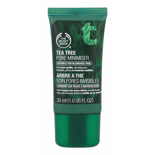 The Body Shop Tea Tree Blemish Gel pleťový gel 30 ml Unisex