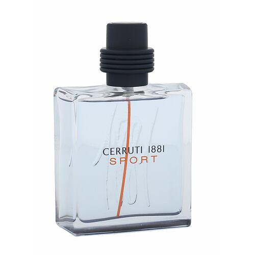 Nino Cerruti Cerruti 1881 Sport EDT 100 ml pro muže