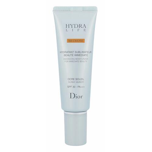 Christian Dior Hydra Life Enhancing Moisturizer bb krém 50 ml Tester pro ženy