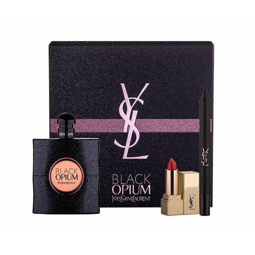 Yves Saint Laurent Black Opium EDP dárková kazeta pro ženy
