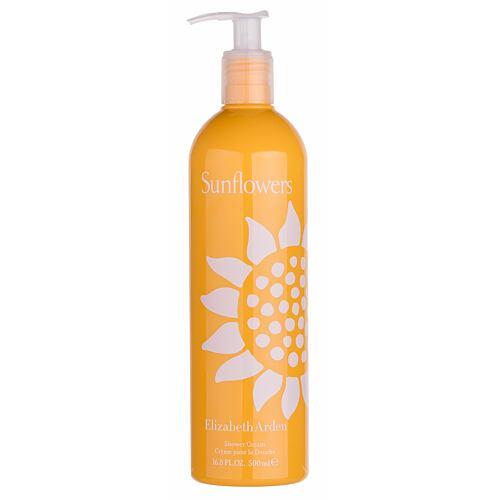 Elizabeth Arden Sunflowers sprchový krém 500 ml pro ženy