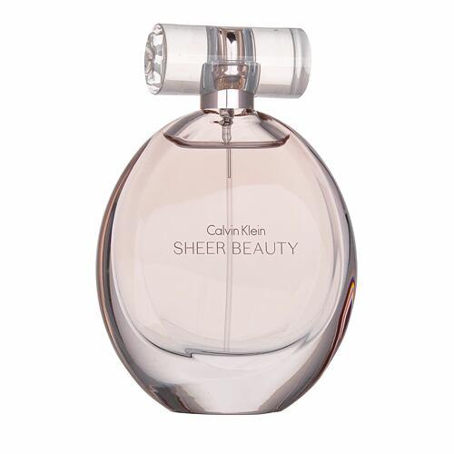 Calvin Klein Sheer Beauty EDT 50 ml pro ženy