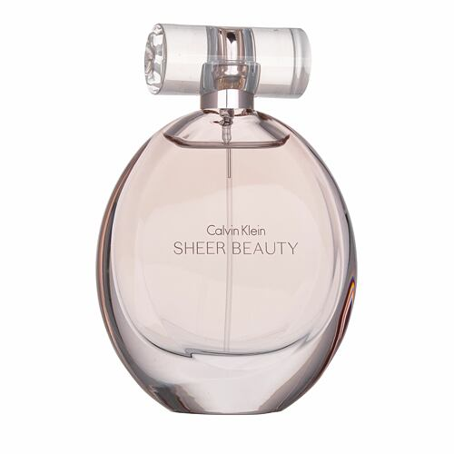 Calvin Klein Sheer Beauty EDT 50 ml pro ženy