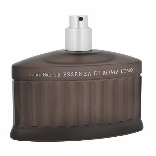 Laura Biagiotti Essenza di Roma Uomo EDT 125 ml Tester pro muže