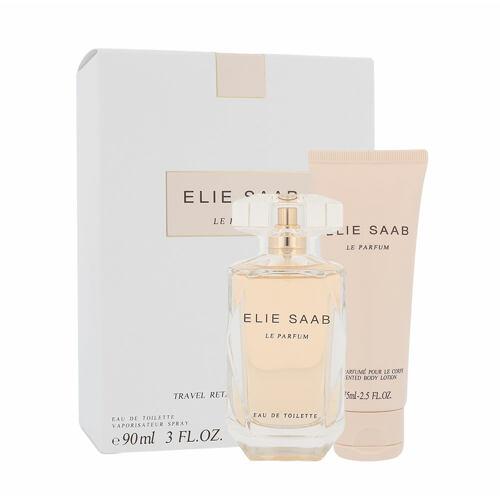 Elie Saab Le Parfum EDT EDT 90 ml + tělové mléko 75 ml pro ženy