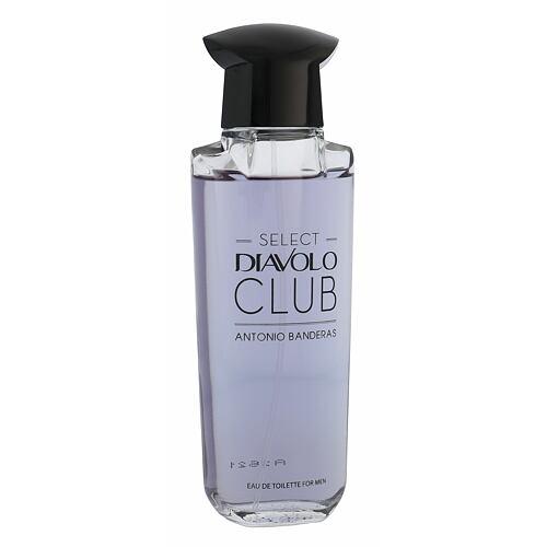 Antonio Banderas Select Diavolo Club EDT 100 ml pro muže
