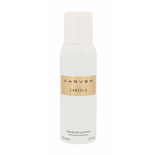 Carven L´Absolu deodorant 150 ml pro ženy