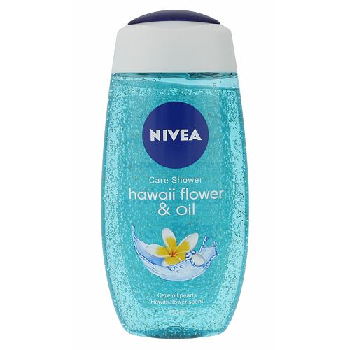 Nivea Hawaii Flower & Oil sprchový gel 250 ml pro ženy