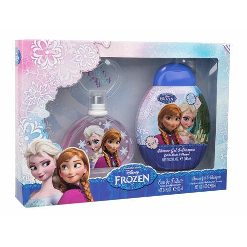 Disney Frozen EDT EDT 100 ml + 2v1 sprchový gel & šampon 300 ml Unisex