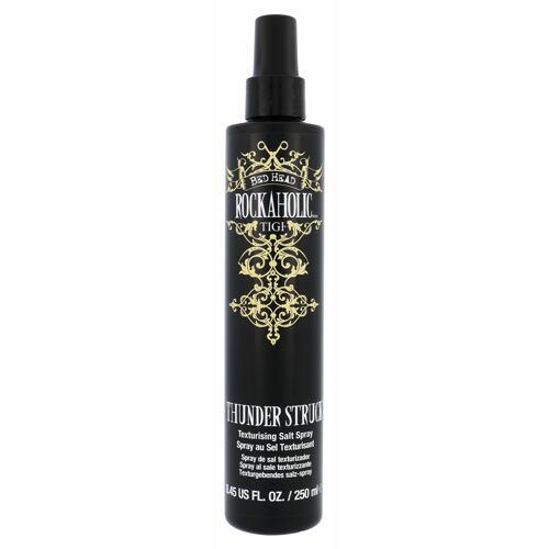 Tigi Rockaholic Thunder Struck Texturising Salt Spray pro definici a tvar vlasů 250 ml pro ženy