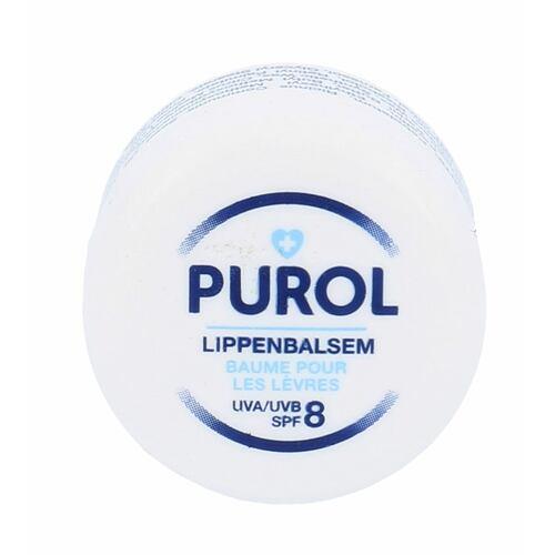 Purol Lip Balm SPF8 balzám na rty 5 ml Unisex