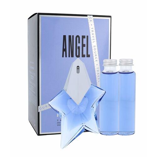 Thierry Mugler Angel EDP EDP 50 ml + EDP Eco-náplň bez rozprašovače 2 x 50 ml Naplnitelný pro ženy
