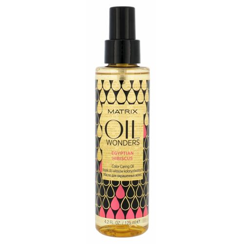 Matrix Oil Wonders Egyptian Hibiscus olej a sérum na vlasy 125 ml pro ženy
