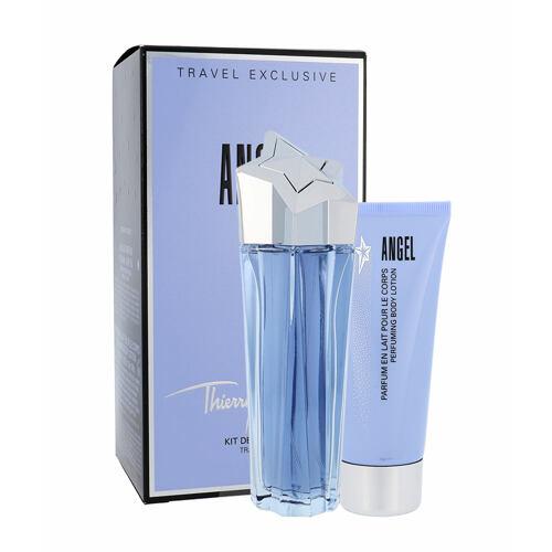 Thierry Mugler Angel EDP EDP 100 ml + tělové mléko 100 ml Poškozená krabička Naplnitelný pro ženy