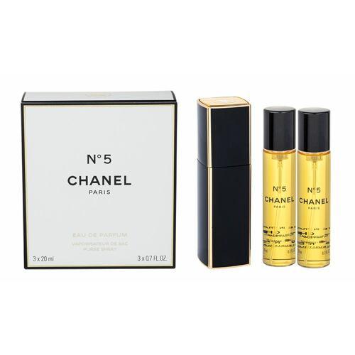 Chanel No.5 EDP 20 ml Poškozená krabička Twist and Spray pro ženy