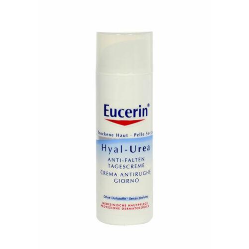 Eucerin Hyal-Urea denní pleťový krém 50 ml Poškozená krabička pro ženy