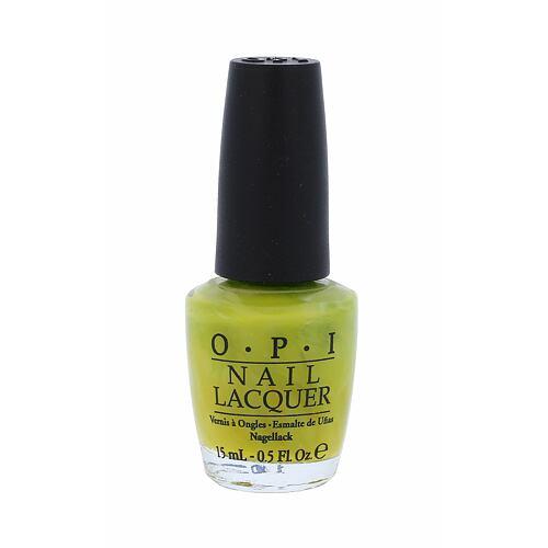 OPI Nail Lacquer lak na nehty 15 ml pro ženy