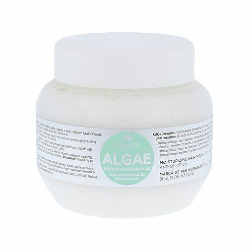Kallos Cosmetics Algae maska na vlasy 275 ml pro ženy