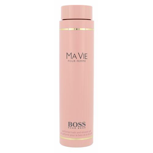Hugo Boss Boss Ma Vie Pour Femme sprchový gel 200 ml pro ženy