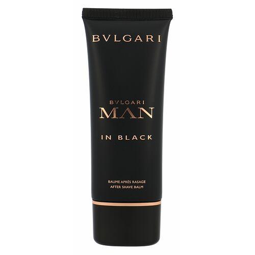Bvlgari Man In Black balzám po holení 100 ml pro muže
