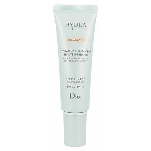 Christian Dior Hydra Life Enhancing Moisturizer bb krém 50 ml pro ženy