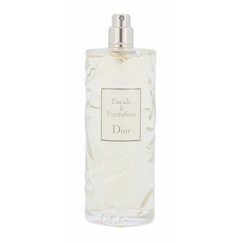 Christian Dior Escale a Portofino EDT 125 ml Tester pro ženy