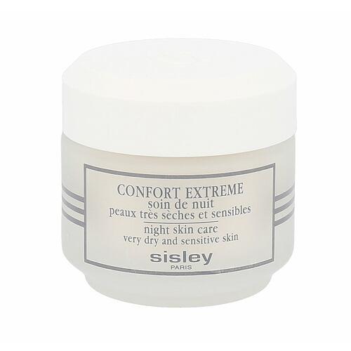 Sisley Confort Extreme Night Skin Care noční pleťový krém 50 ml pro ženy