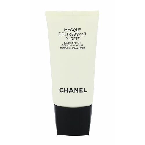 Chanel Précision Masque Purifying Cream Mask pleťová maska 75 ml Poškozená krabička pro ženy