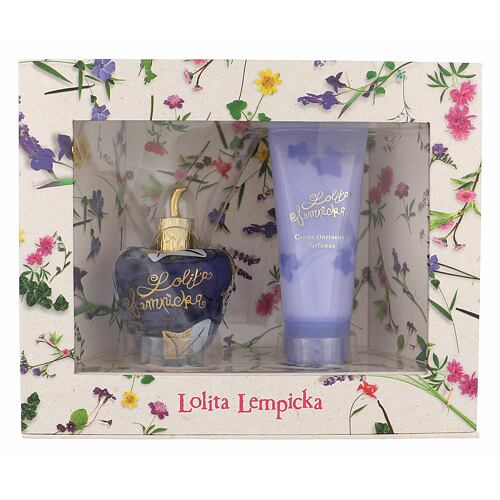 Lolita Lempicka Le Premier Parfum EDP EDP 100 ml + tělový krém 100 ml pro ženy