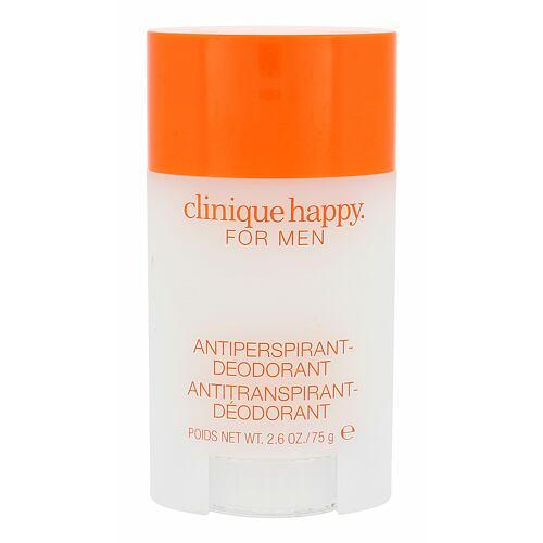 Clinique Happy For Men antiperspirant 75 ml pro muže