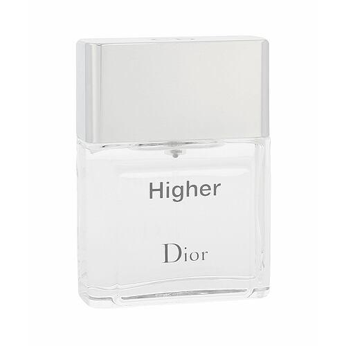 Christian Dior Higher EDT 50 ml Poškozená krabička pro muže