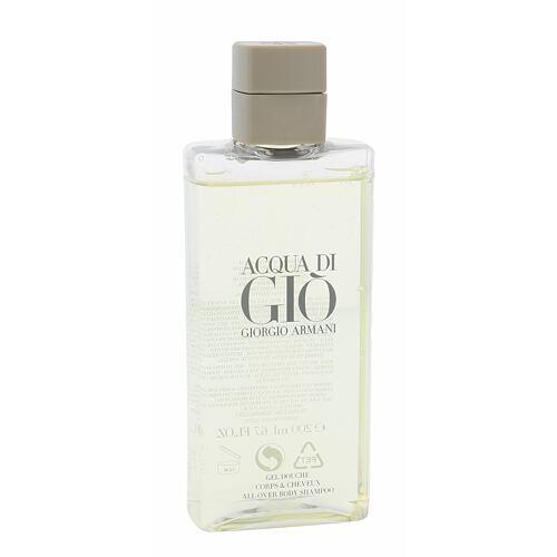Giorgio Armani Acqua di Gio Pour Homme sprchový gel 200 ml pro muže