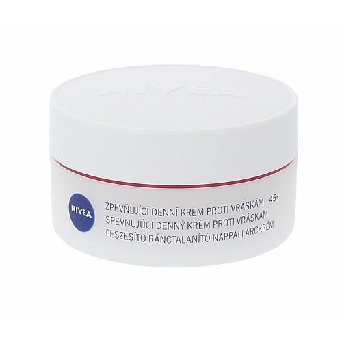 Nivea Anti Wrinkle Firming denní pleťový krém 50 ml pro ženy