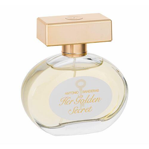 Antonio Banderas Her Golden Secret EDT 50 ml pro ženy