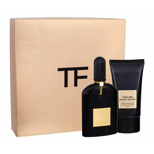 TOM FORD Black Orchid EDP EDP 50 ml + hydratační emulze 75 ml pro ženy