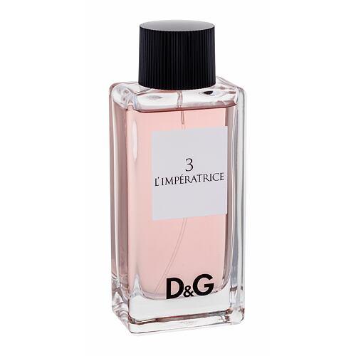Dolce&Gabbana D&G Anthology L´imperatrice 3 EDT 100 ml pro ženy