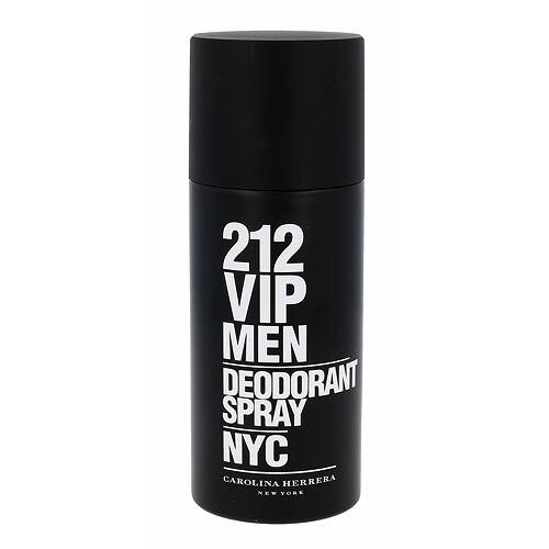 Carolina Herrera 212 VIP Men deodorant 150 ml Poškozený flakon pro muže