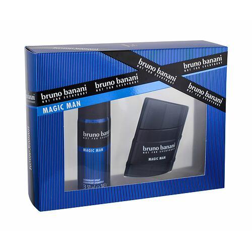 Bruno Banani Magic Man EDT EDT 30 ml + deodorant 50 ml pro muže