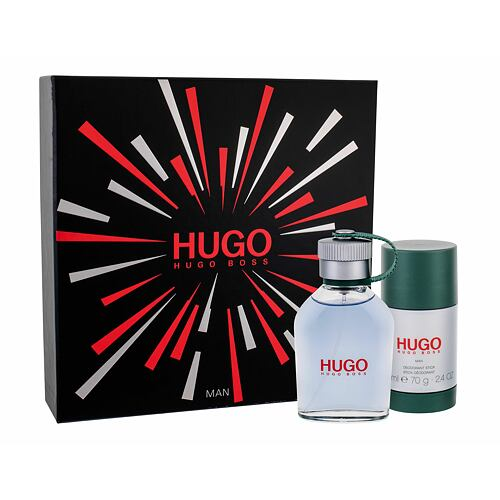HUGO BOSS Hugo Man EDT EDT 75 ml + deostick 75 ml pro muže